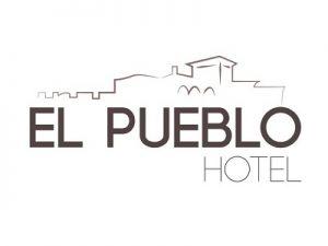 EL PUEBLO HOTEL LOGO